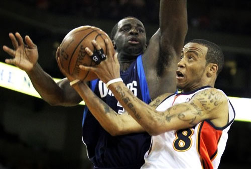Monta Ellis and Brandon Bass would make great additions to the Bobcats