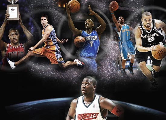 Raymond Felton Looks Up To the NBA's Best PGs