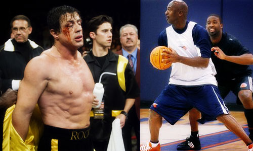 Can MJ pull a Stallone?