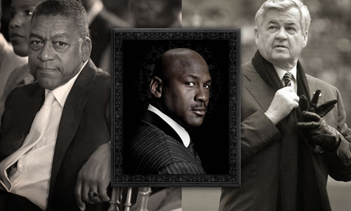 Will MJ Follow Bob Johnson's Footsteps or Jerry Richardson's?