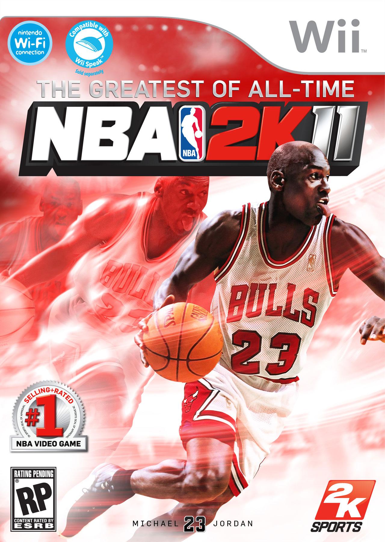 Jordan Returns - In a Video Game