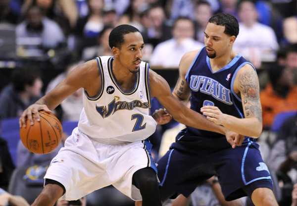 Shaun Livingston (Jose Argueta/Wizards Photos/Wizards.com)