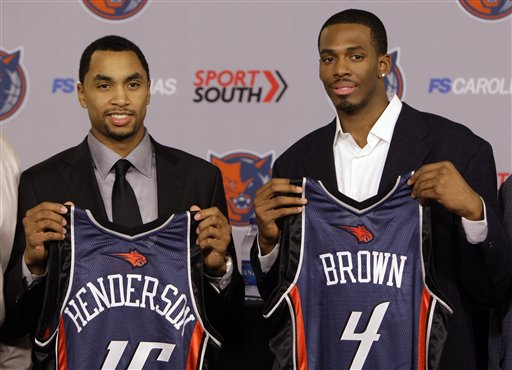 Bobcats Draft Basketball